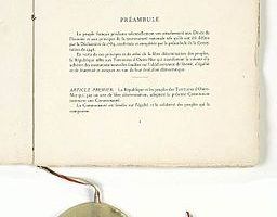 Constitution de la Vème République