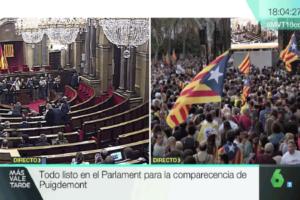 Puigdemont et la Catalogne