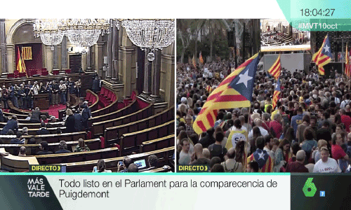Puigdemont and Catalonia