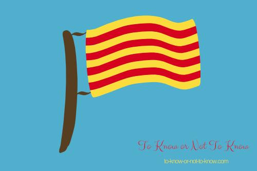 Senyera flag